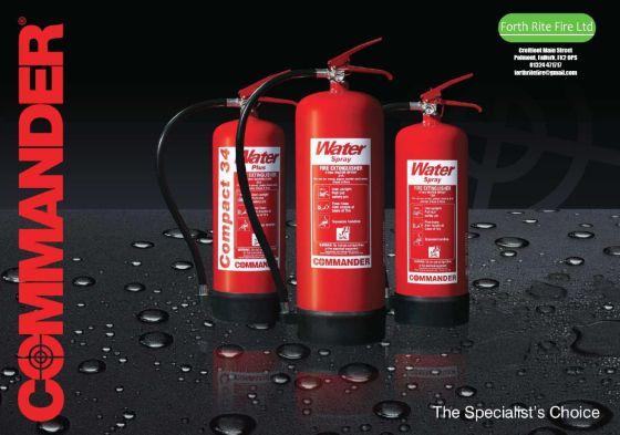 FRF extinguisher Catalogue 2014